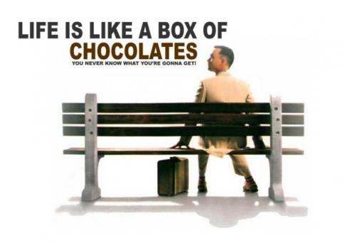 Image result for life is a box of chocolate