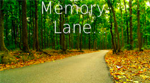 a walk down the memory lane essay Our services a walk down memory lane is a full service scrapbook, stamping and paper craft store not only do we have the latest and favorite products, we also have.