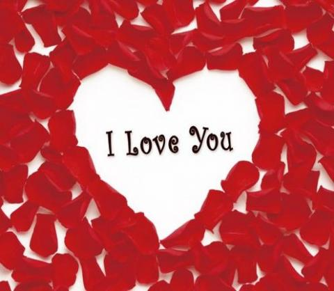 I Love You With My Heart Power Poetry