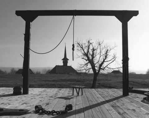 The Gallows Tree Power Poetry