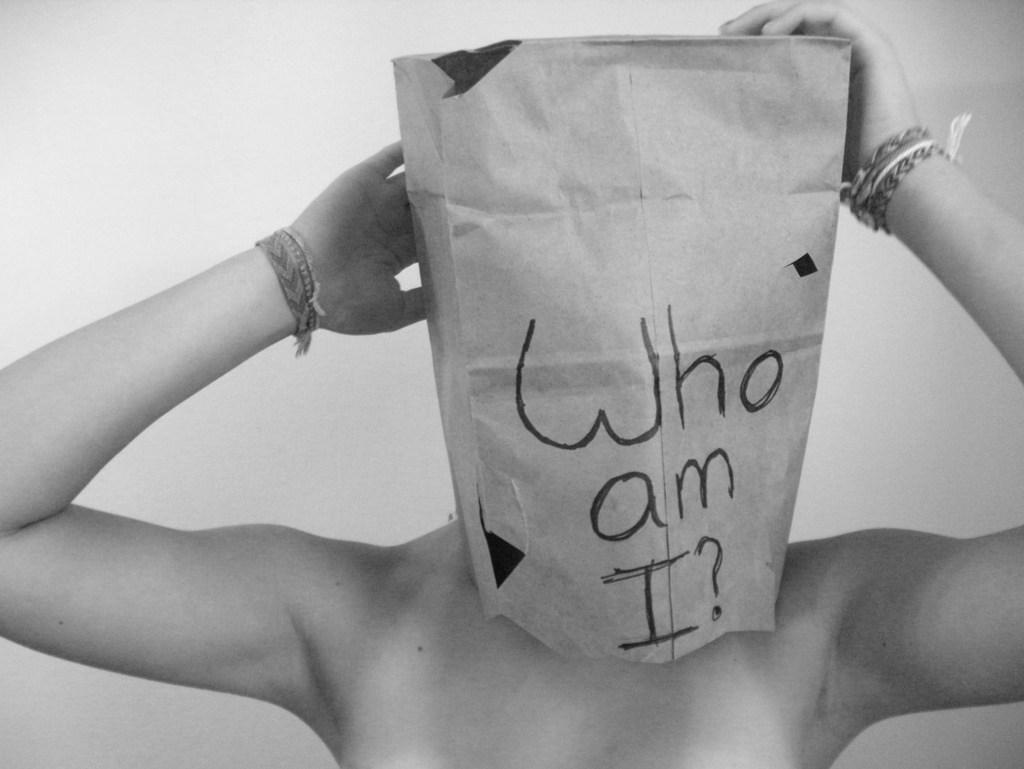 who i am paper